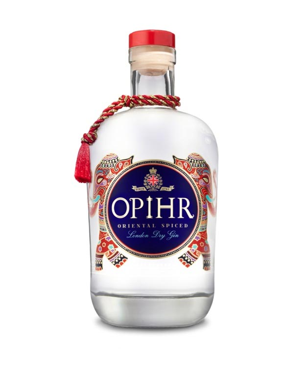 Opihr Gin reviewed by The London Gin Club