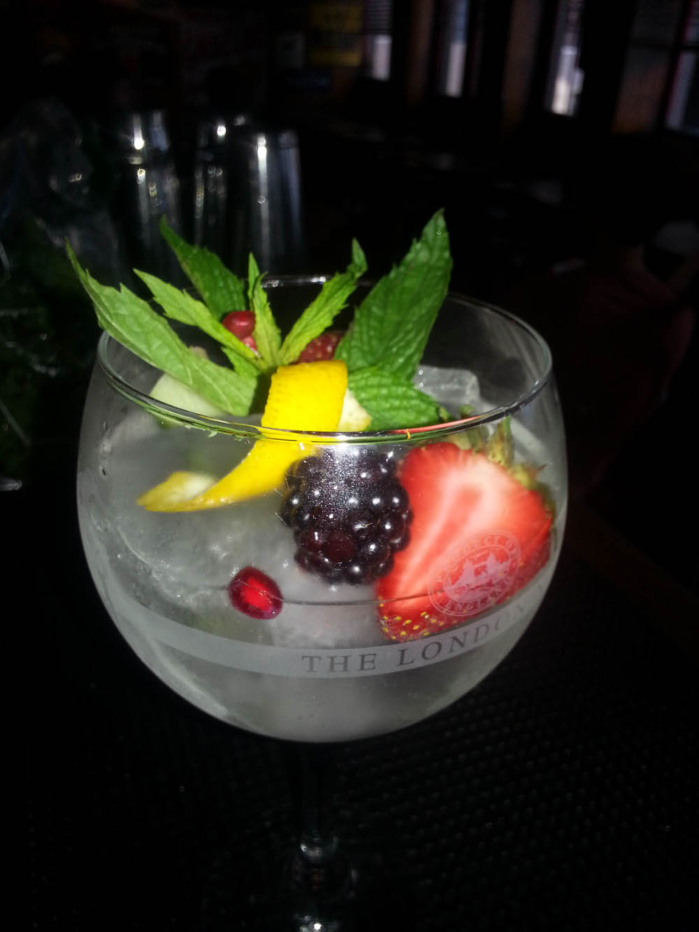 The London Gin Club's Summer cup