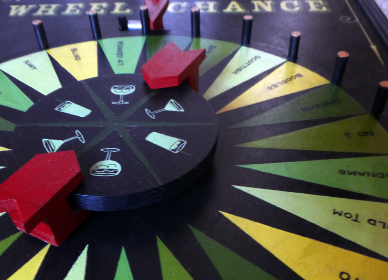 The Wheel of Chance