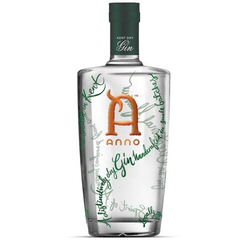 Gin Review Anno Kent Dry Gin