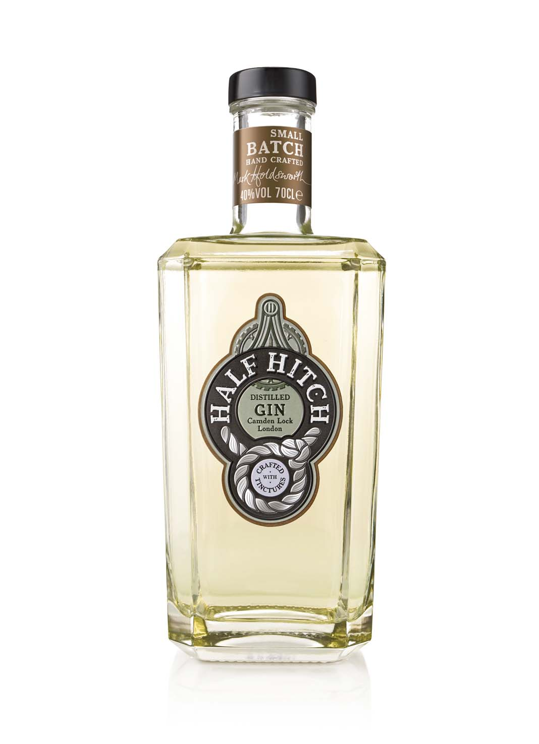 Gin Review: Half Hitch gin