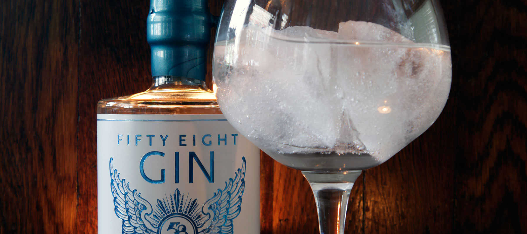 Gin Review: Fifty Eight (58) Gin