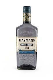 Gin review: Hayman's family reserve