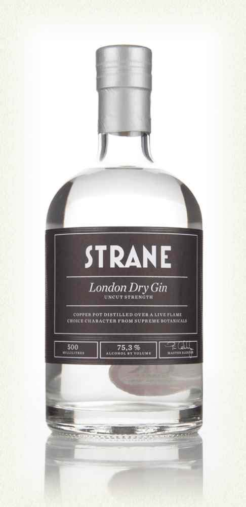 Gin review: Strane Uncut Strength