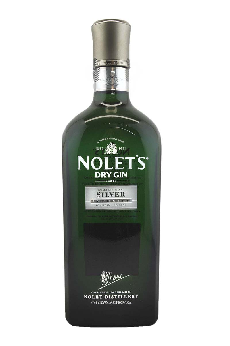 Gin review: Nolet's Dry gin: Silver