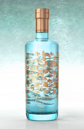 Gin review: Silent Pool Gin 43% abv