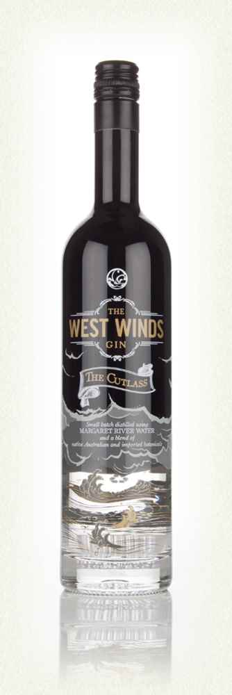 GIN REVIEW: THE WEST WINDS – THE CUTLASS