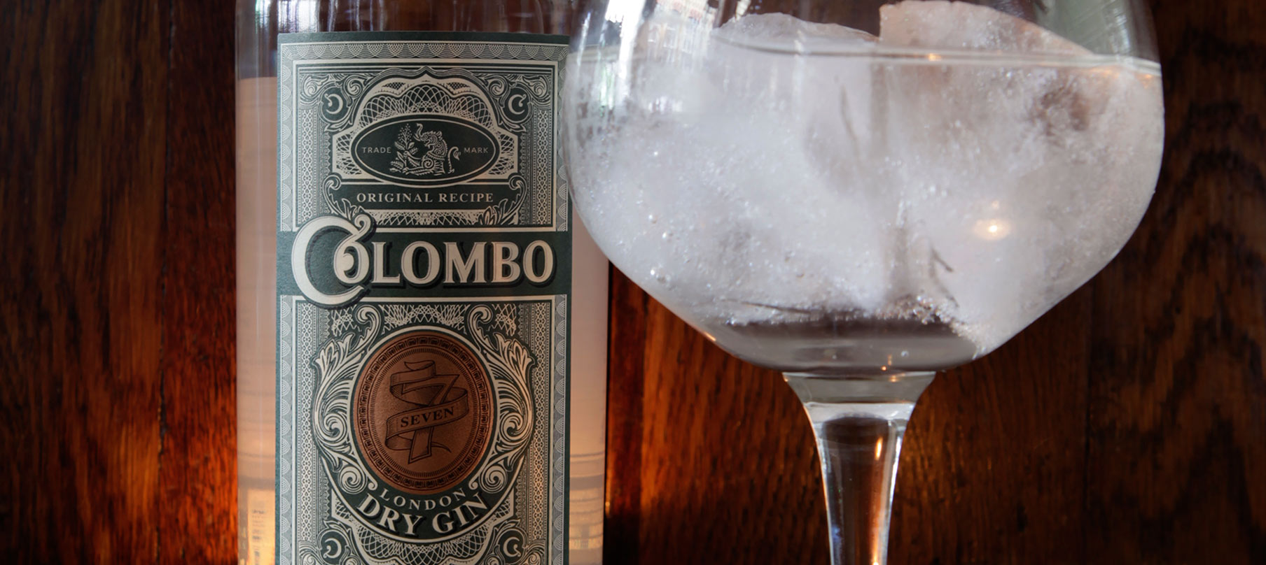 Gin Review : Colombo 43.1% ABV