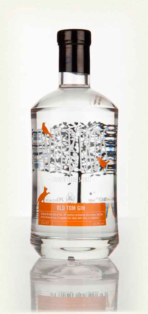 Gin review : two birds old tom