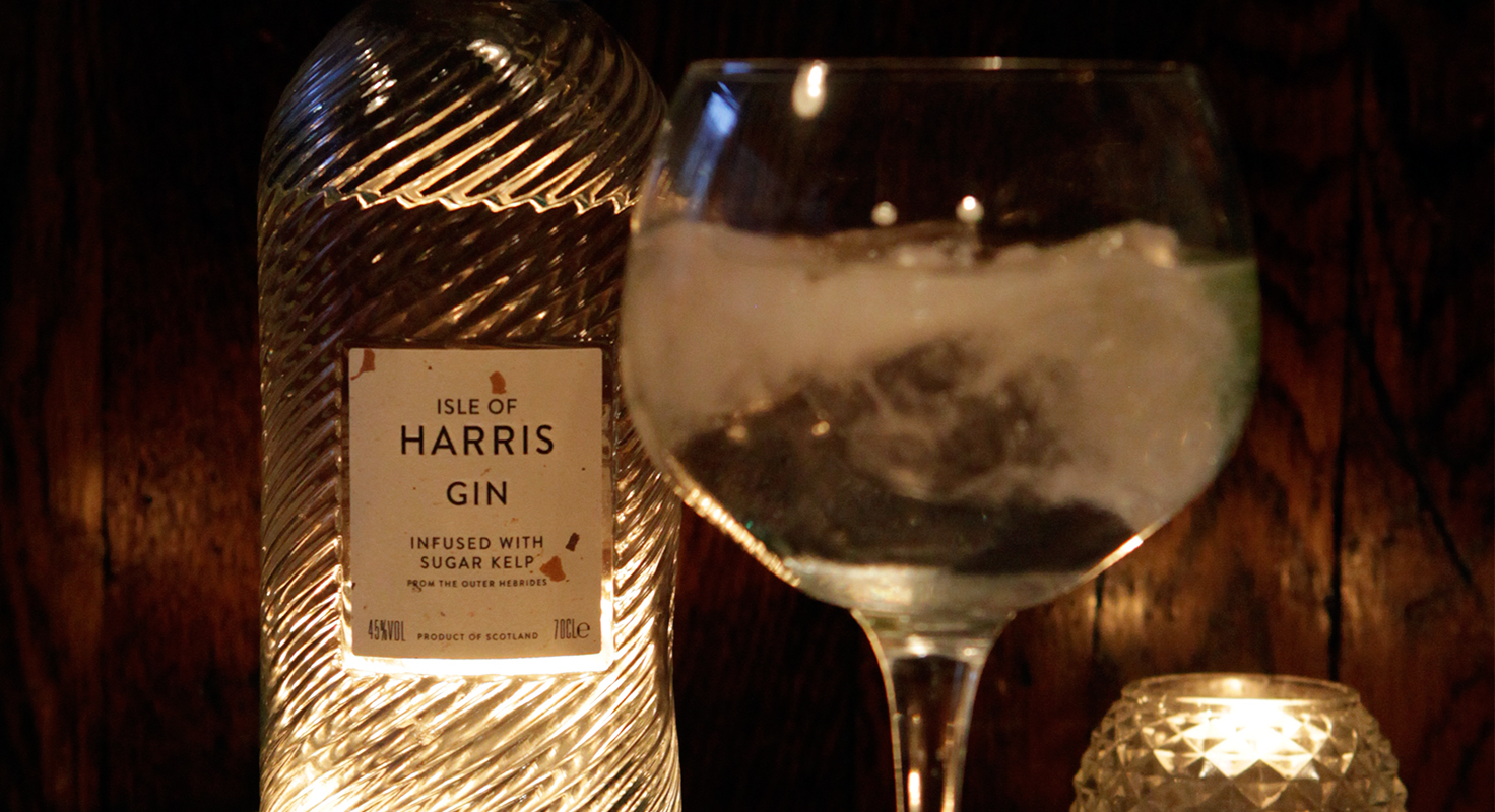 Gin review: Isle of Harris 45% abv
