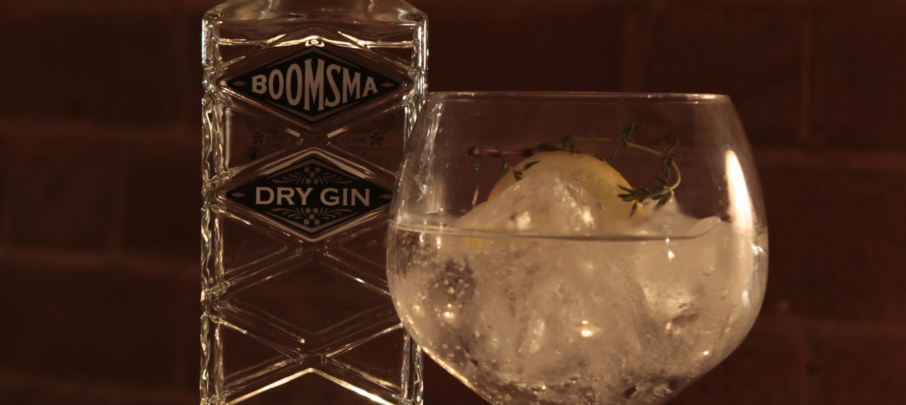 Gin Review: Boomsma Dry 45% abv